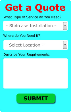 Staircase Fitter Staircase Fitters Staircase Installation Quotes Blaby Leicestershire